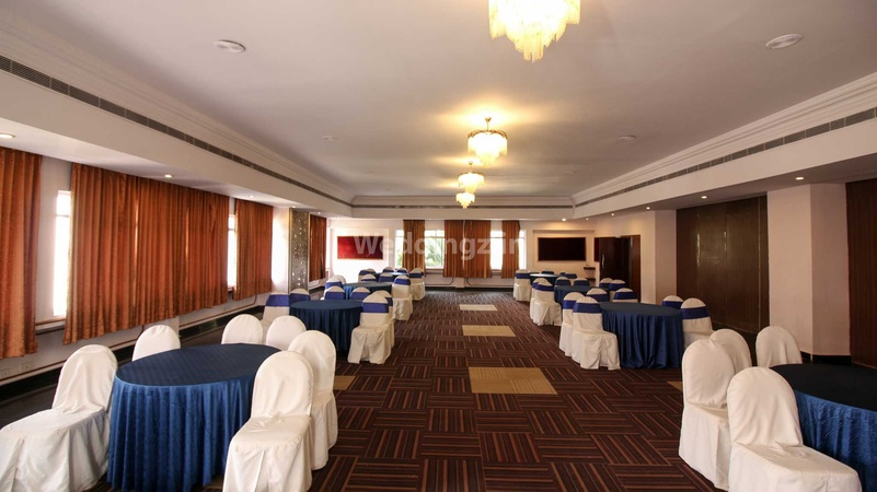 Ramanashree California Resort Yelahanka Bangalore - Banquet Hall