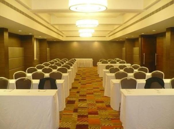 Minerva Grand Banjara Hills Hyderabad - Banquet Hall