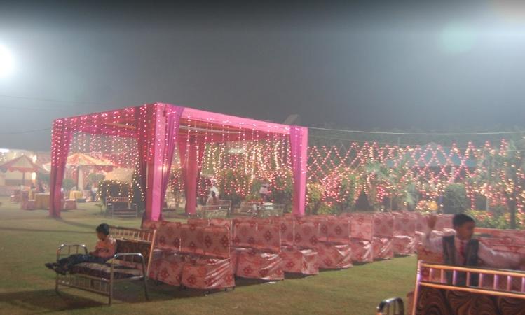 Lavanya Farm Loni Ghaziabad - Banquet Hall