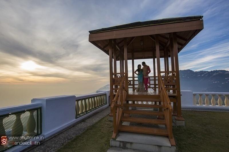 Destination Wedding at Jaypee Resort Mussoorie