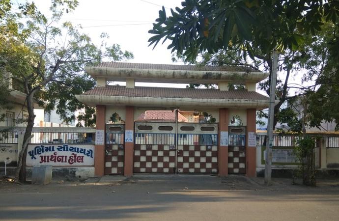 Purnima Society Community Hall Bhakti Nagar Rajkot - Banquet Hall
