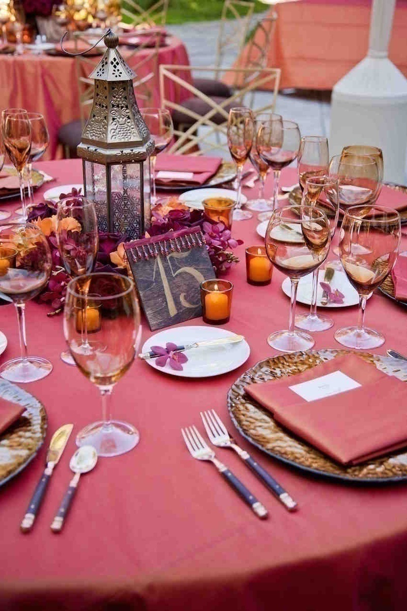 Would you try these Moroccan Wedding Decoration Ideas at your Indian ...