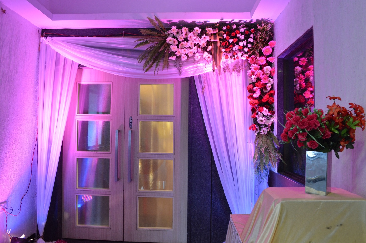 gcc hotel and club mira road, mumbai | banquet hall | wedding lawn
