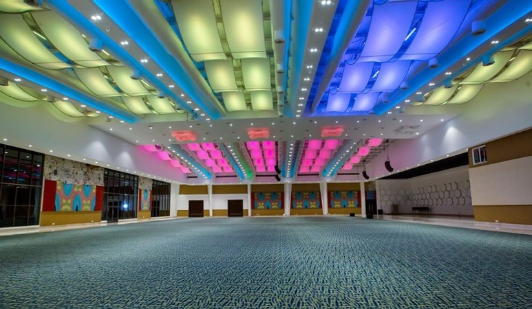 Cyber Conventions Kondapur Hyderabad - Banquet Hall