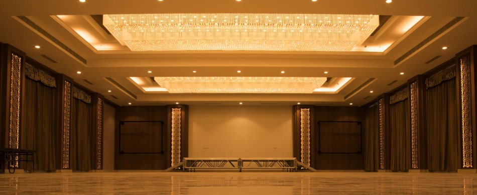 Ruckmani Ramjee Convention Halls Porur Chennai - Banquet Hall