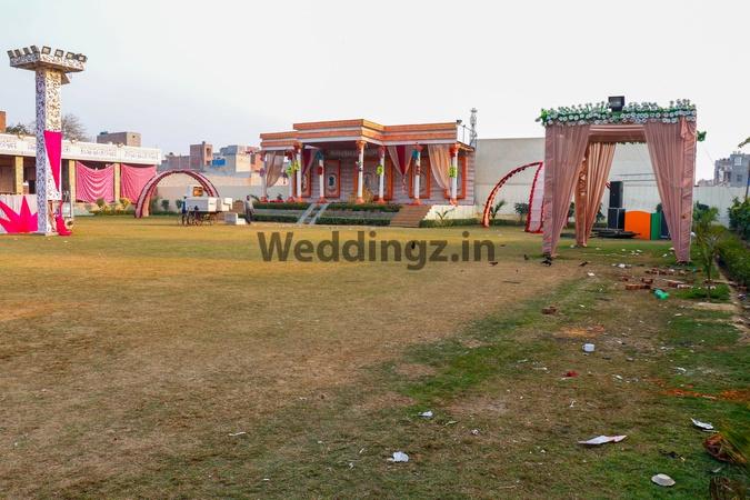 Arya Farms Bulandshahr Road Industrial Area Ghaziabad - Banquet Hall