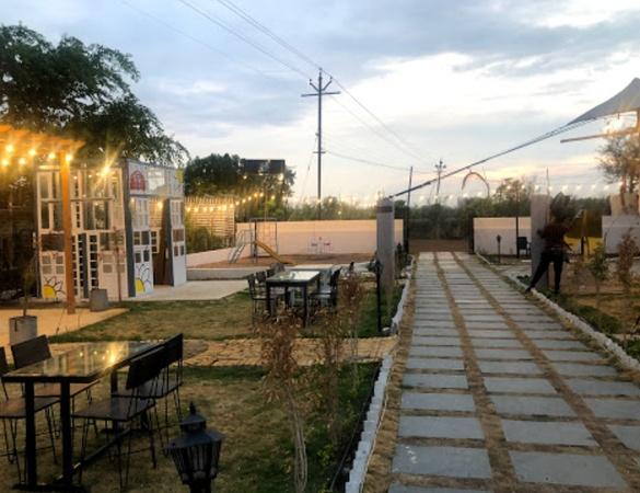 Mississippi Restro Wardha road Nagpur - Wedding Lawn