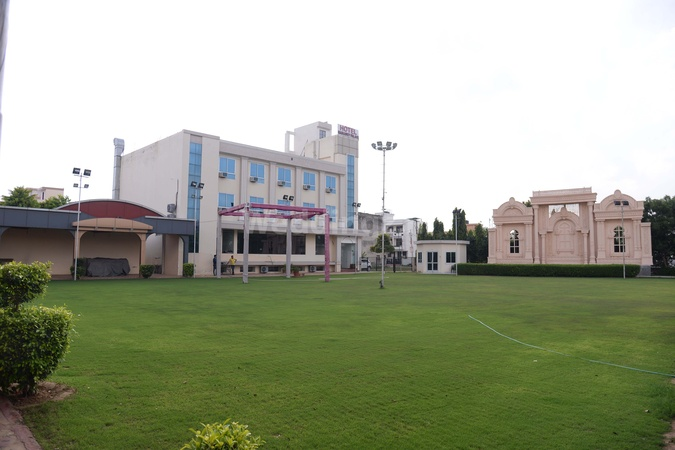 Hotel Mahadev Palace Jagatpura Jaipur - Banquet Hall