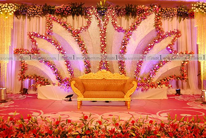 Mark 1 Decors | Chennai | Wedding Planners