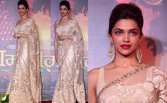 12 Ah-Mazing Deepika Padukone Blouse Designs To Steal For ...