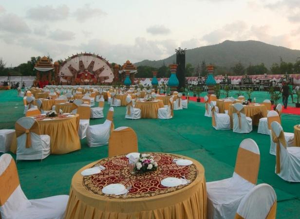 Axis Lawns Thane West Mumbai - Wedding Lawn