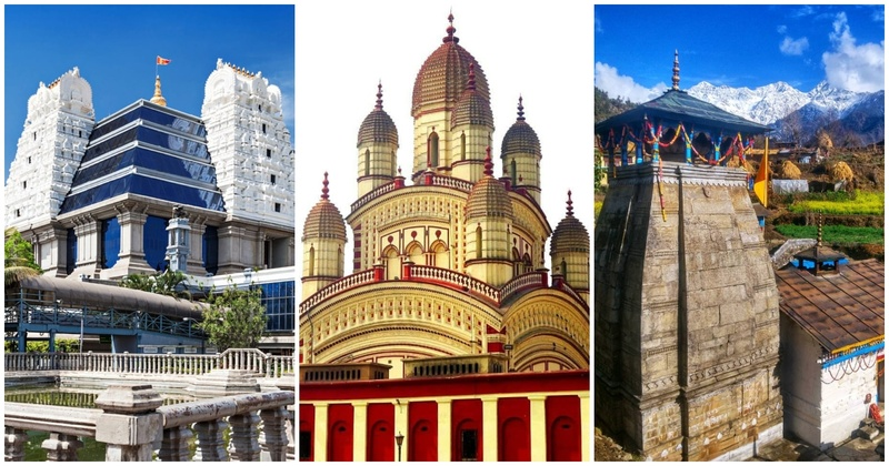 10 Unconventional Temple Wedding Venues in India!