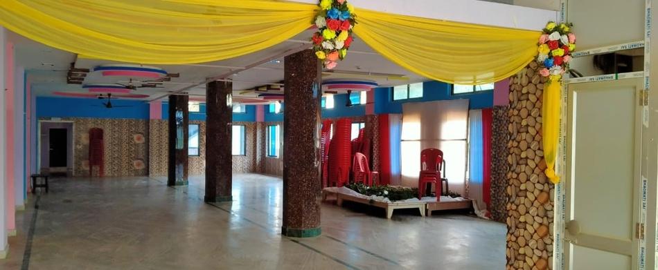 Royal Palace Borjhar Guwahati - Banquet Hall