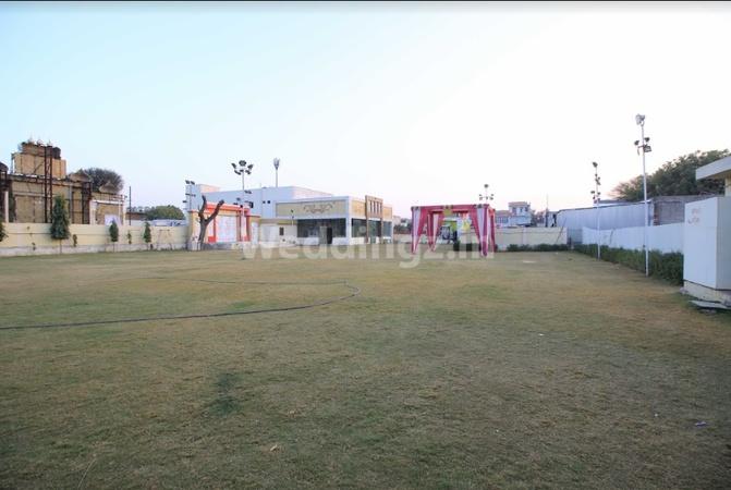 Shree Bhomiya Paradise Kalwar Road Jaipur - Banquet Hall