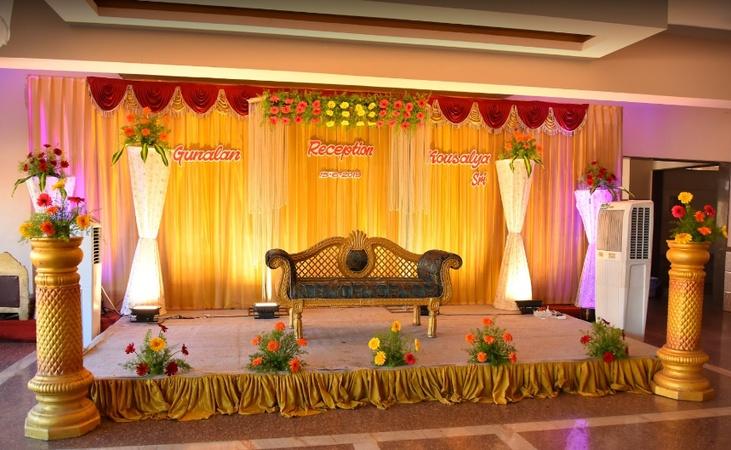 Guna Hall Anandha Bhavan P N Palayam Coimbatore - Banquet Hall