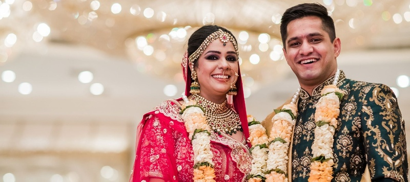 Siddharth & Sukanya Delhi : For this couple, it was the 'one ring to rule them all'!