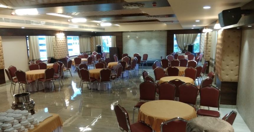 The Clover Chinchwad Pune - Banquet Hall