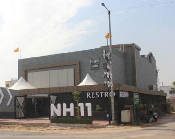 NH 11 Restaurant and Banquet Mansarovar Jaipur - Banquet Hall