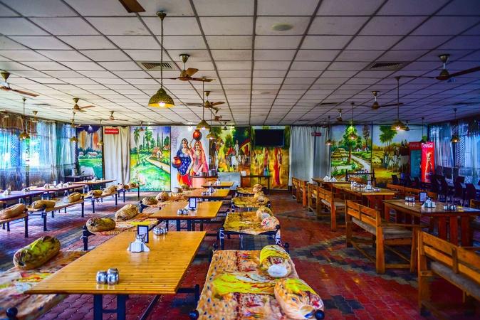 Gamthi Restaurant Kamrej Surat - Banquet Hall