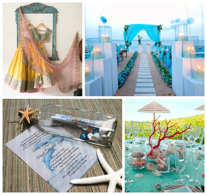 Top Trending Ideas on How to Plan the Ideal Indian Beach Wedding.