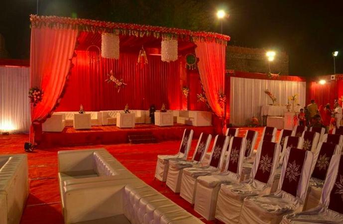 Vaibhav Green Bhadu Market Jodhpur - Banquet Hall