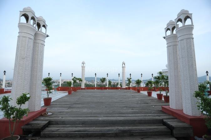 Mewargarh Palace Mallatalai Udaipur - Banquet Hall