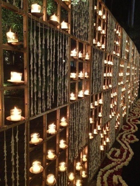 Candle Walls