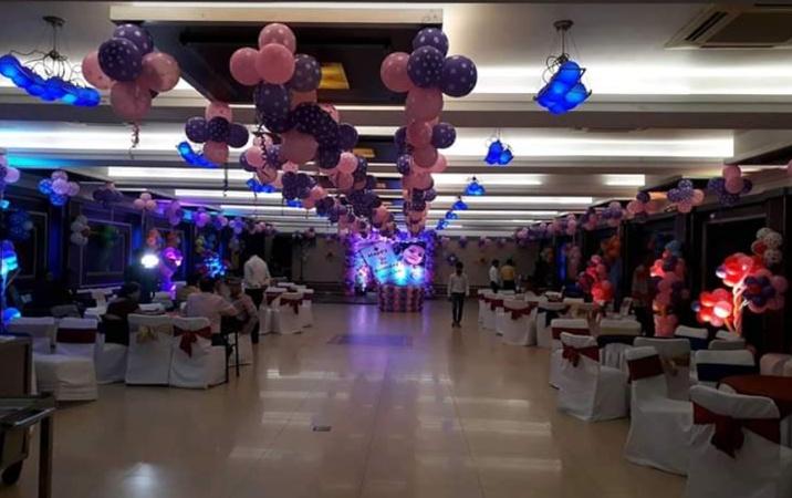 Hotel Kalyan Palace Shahganj Agra - Banquet Hall