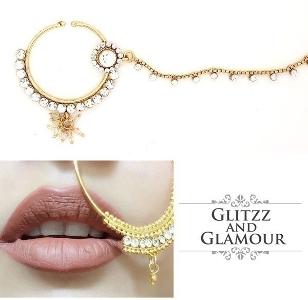 Diamond Nose Ring Designs – Refined Addition to Gold Nose Rings