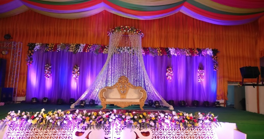 Prithvi Garden Civil Lines Prayagraj - Wedding Lawn
