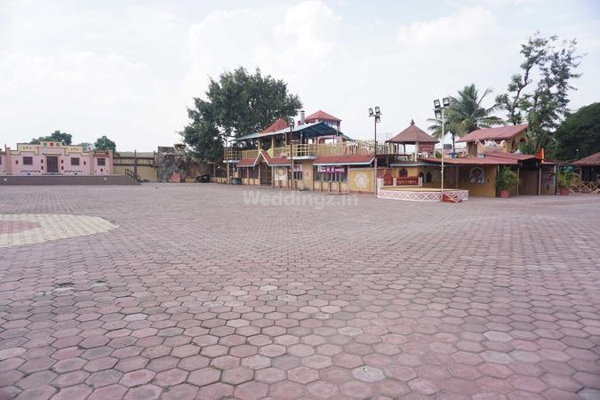 Nakhrali Dhani Resort Rau Indore - Banquet Hall