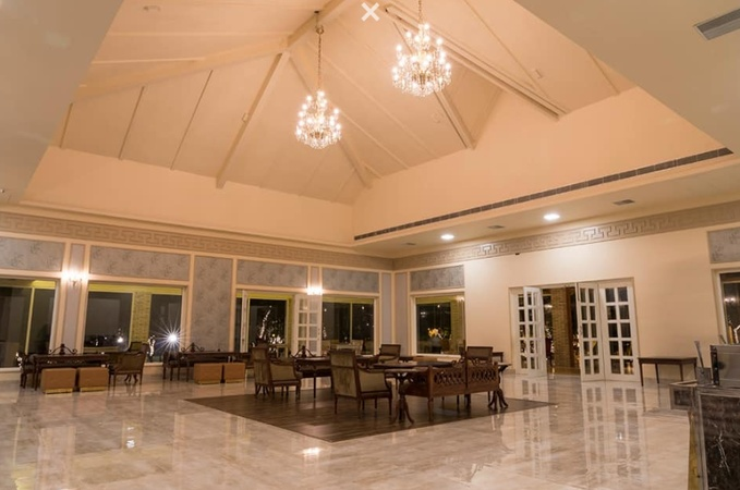 Trellis Garden Mohali Chandigarh - Banquet Hall