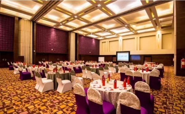 Hotel Le Meridien, Koregaon Park, Pune
