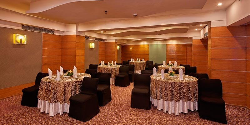The Grand Magrath Hotel, Magrath Road, Bangalore