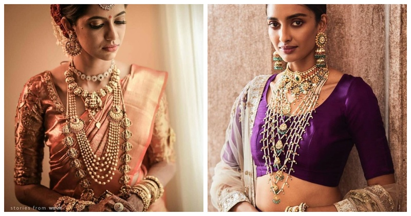 Look Like a Queen on Your Wedding Day with These 5 Stunning Rani Haars!