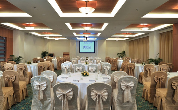 Fortune Park Lake City Thane West Mumbai - Banquet Hall