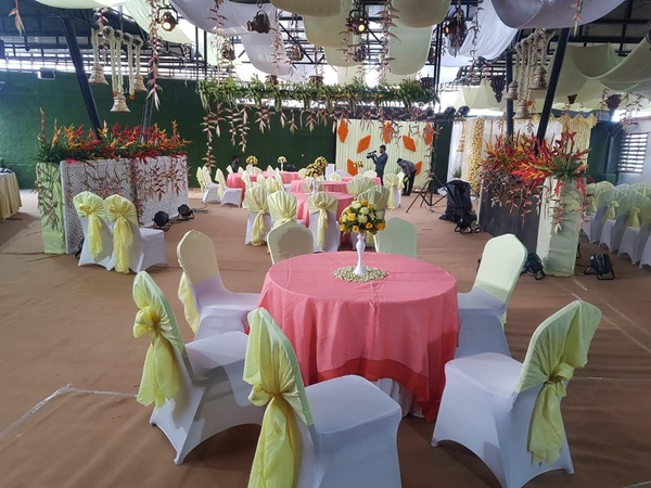 Deccan Serai Hotel Hitech City Hyderabad - Banquet Hall
