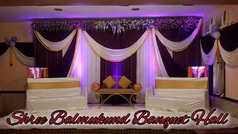 Shree Balmukund Banquet Hall Andheri East, Mumbai   Banquet Hall
