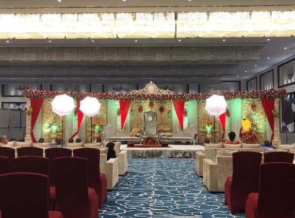 H F Convention Rajendra Nagar Hyderabad - Banquet Hall