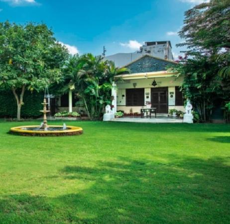 Bakshi Heritage Hazratganj Lucknow - Wedding Lawn