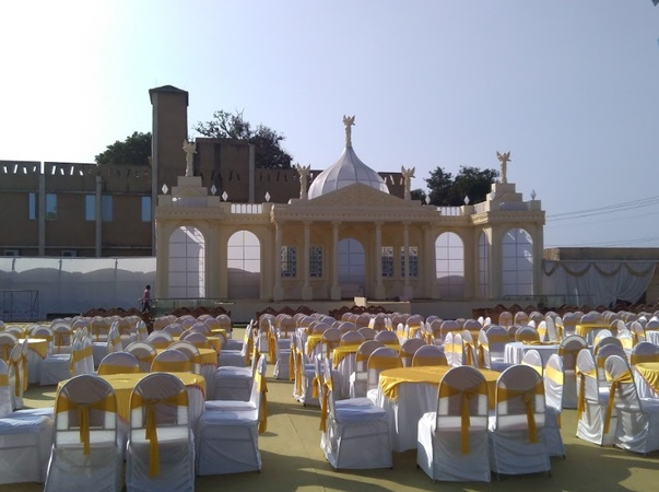Royal Garden Resort and Lawns Kalyan Mumbai - Banquet Hall