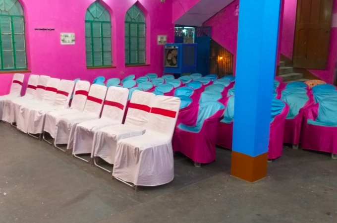 S M Marriage Hall Phulwari Sharif Patna - Banquet Hall