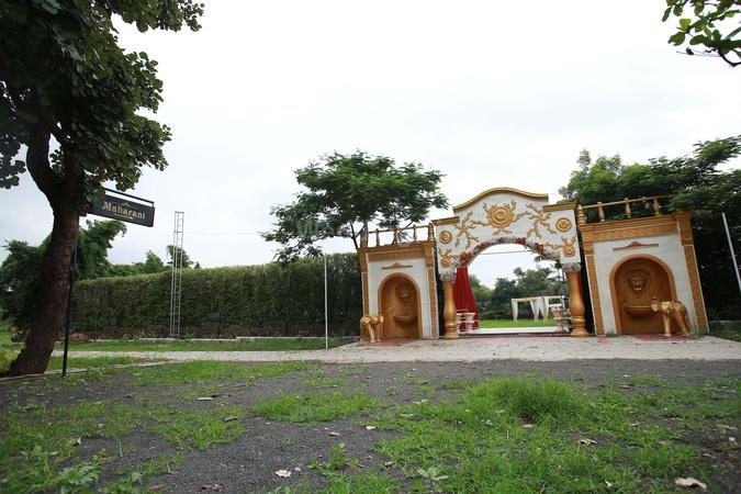 Marigold Marriage Garden Lalghati Bhopal - Banquet Hall