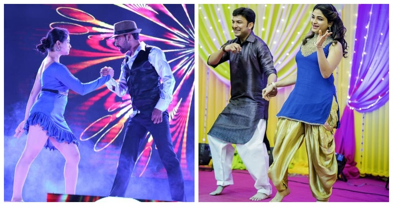 Dance with DP: Your Go-to Choreographer for an Entertaining Sangeet