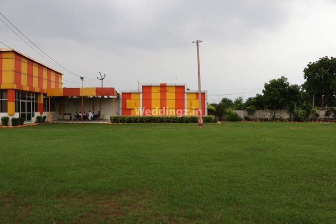 Radhe Rani Marriage Garden Mansarovar Jaipur - Banquet Hall