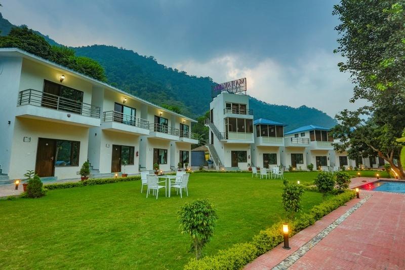 Divine Resort, Laxman Jhula, Rishikesh