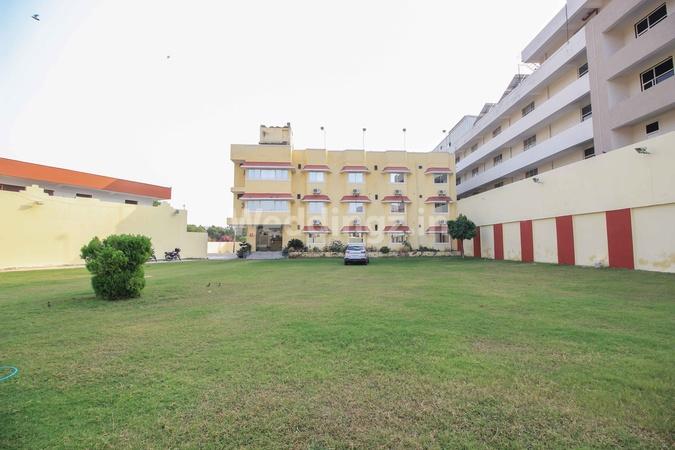Hotel Hill View And Banquets Malviya Nagar Jaipur - Banquet Hall