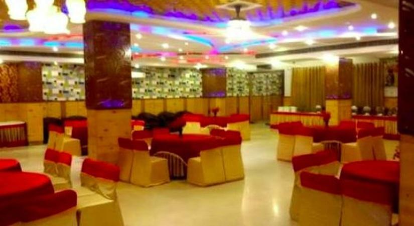The Reset Rohini Delhi - Banquet Hall