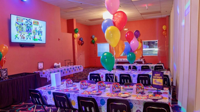 Perfect Birthday Party Venue