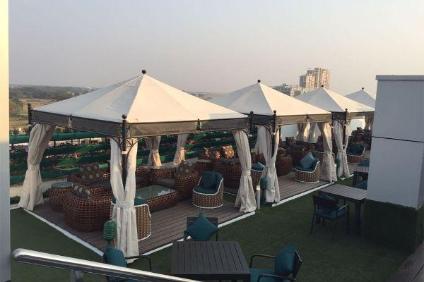 Padmaja Premium Hotel & Convention, District Center, Chandrasekharpur, Bhubaneswar